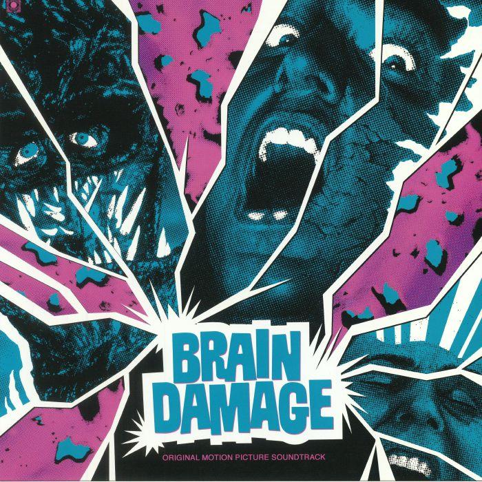 RUSSO, Gus/CLUTCH REISER - Brain Damage (Soundtrack)