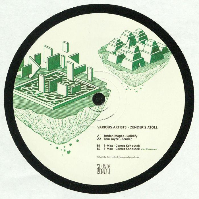 Various - Zender's Atoll (Sounds Benefit)