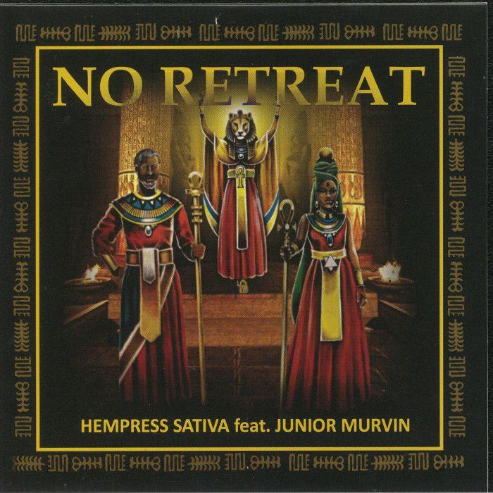 HEMPRESS SATIVA feat JUNIOR MURVIN - No Retreat