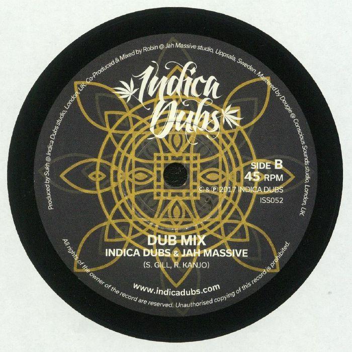 INDICA DUBS/JAH MASSIVE - Revelation Dub