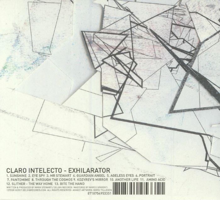 CLARO INTELECTO - Exhilarator
