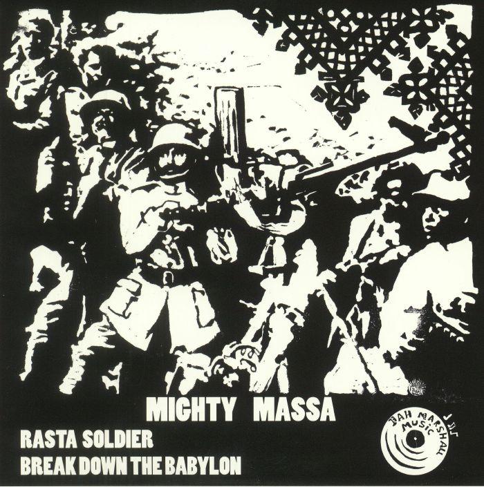 MIGHTY MASSA - Rasta Soldier