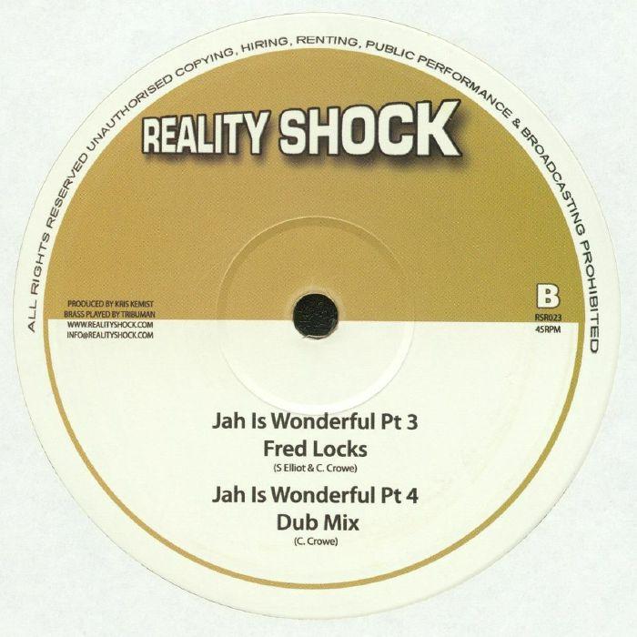 LOCKS, Fred - Jah Is Wonderful