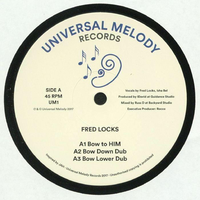 LOCKS, Fred/I DAVID - Bow To Him