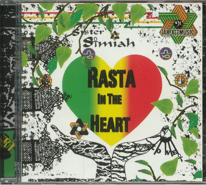 SISTER SIMIAH - Rasta In The Heart