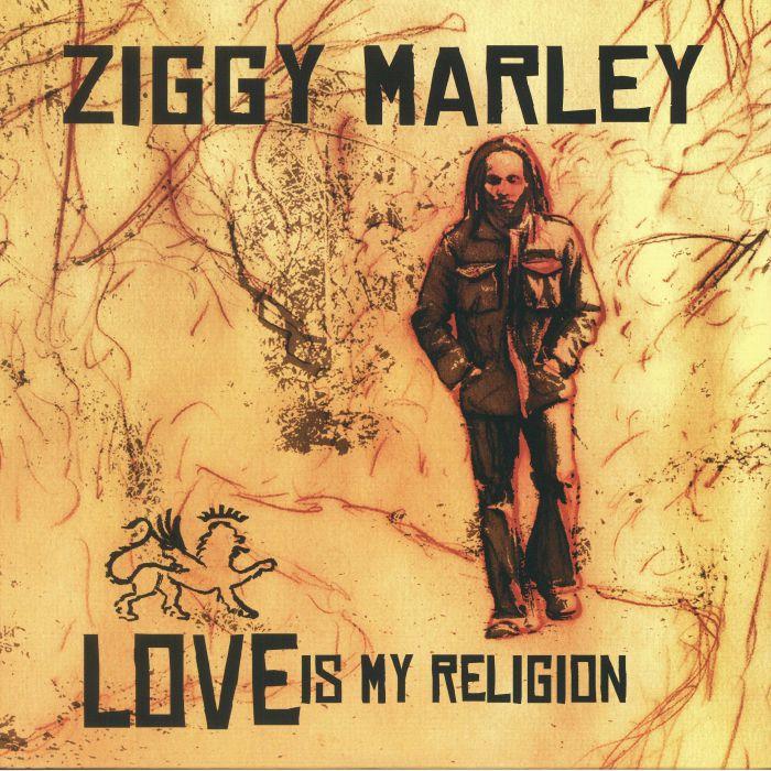 MARLEY, Ziggy - Love Is My Religion