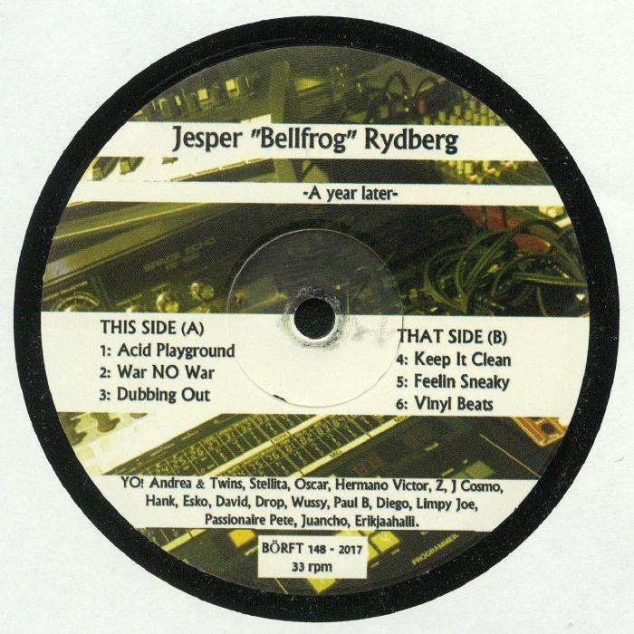 RYDBERG, Jesper Bellfrog - A Year Later