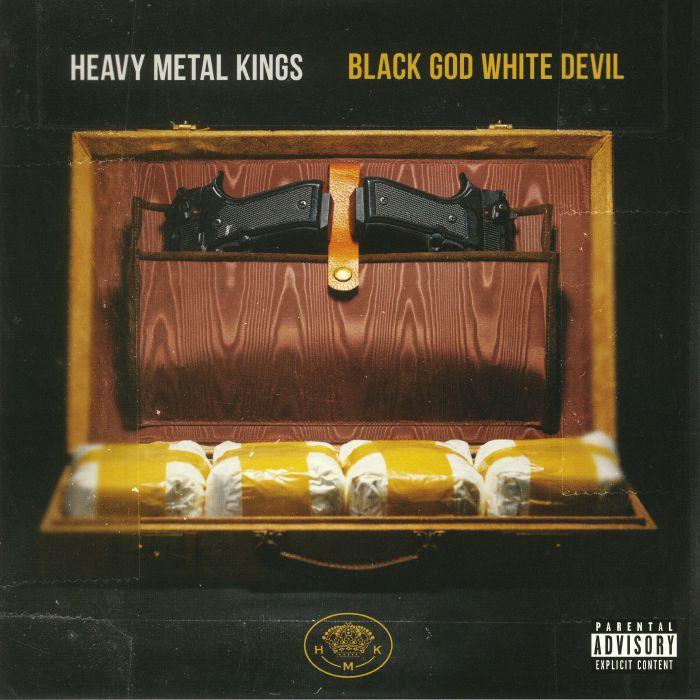 HEAVY METAL KINGS - Black God White Devil