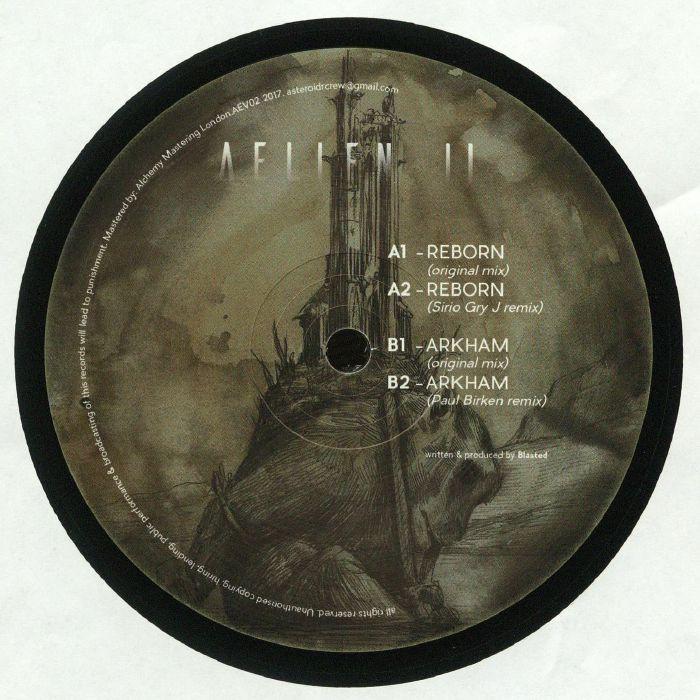 BLASTED - Aelien II