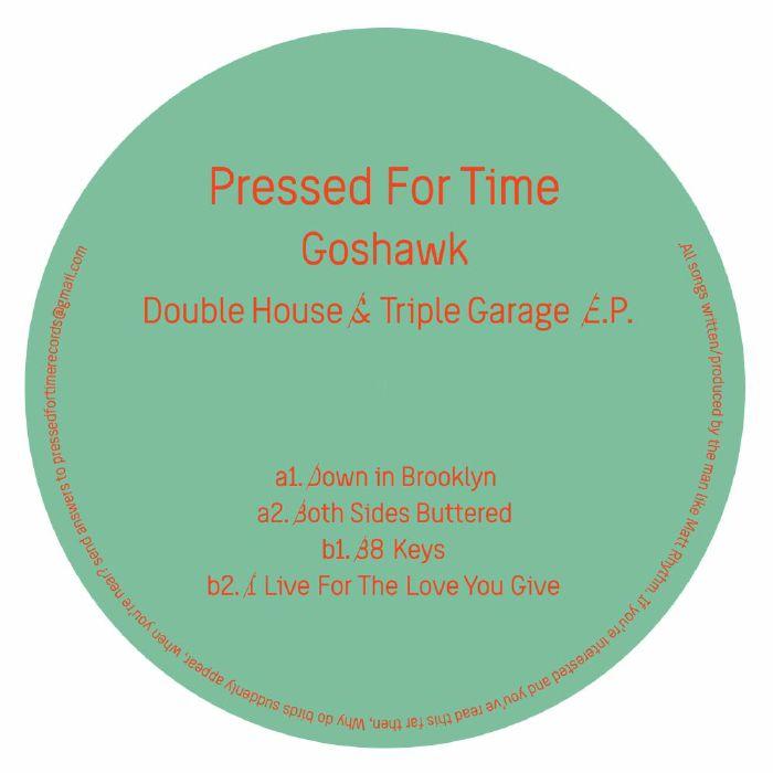 GOSHAWK - Double House & Triple Garage EP