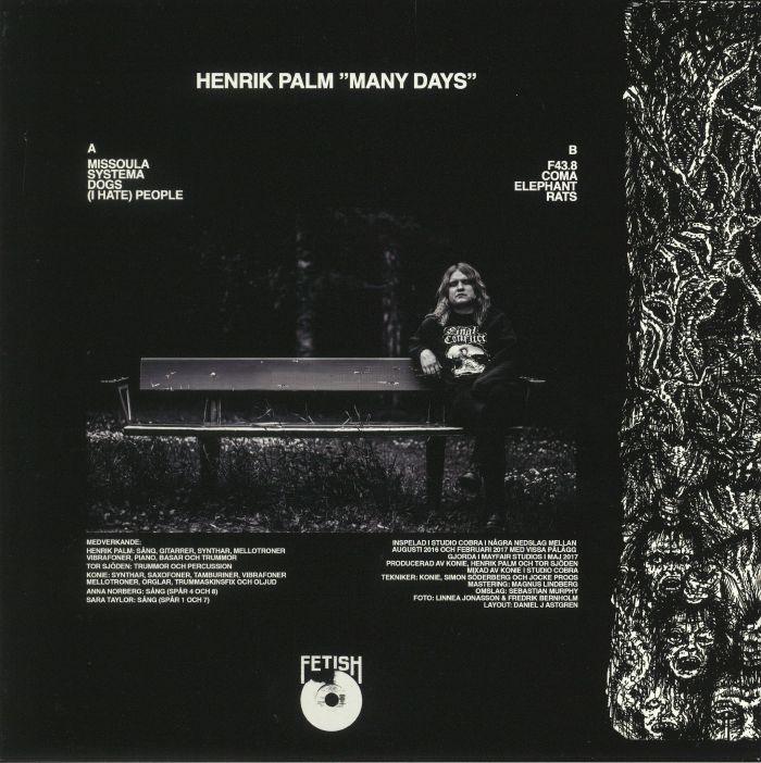 PALM, Henrik - Many Days