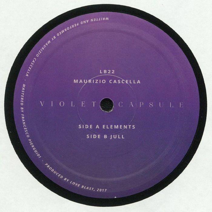CASCELLA, Maurizio - Violet Capsule