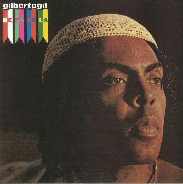 GIL, Gilberto - Refavela (reissue)
