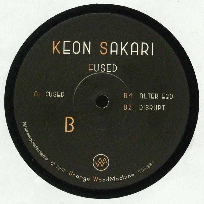 SAKARI, Keon - Fused