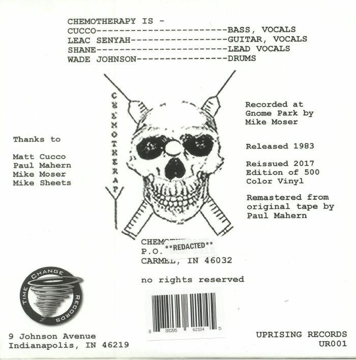 CHEMOTHERAPY - Chemotherapy (reissue)