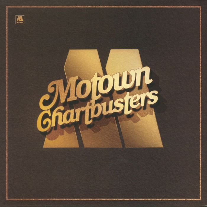 VARIOUS - Motown Chartbusters