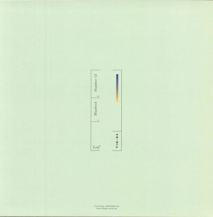 LEIF - Bluebird/Number 13