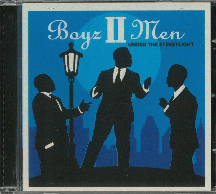 BOYS II MEN - Under The Streetlight