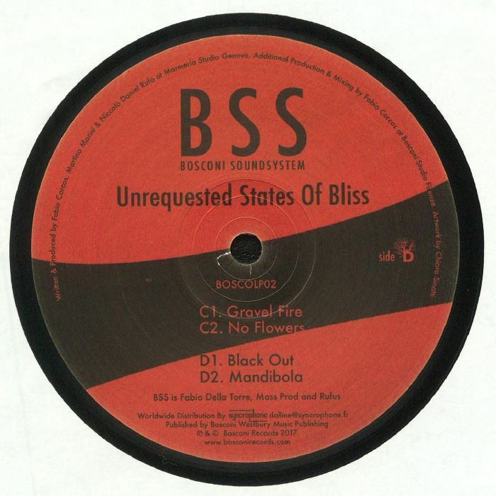 BSS - Unrequested States Of Bliss