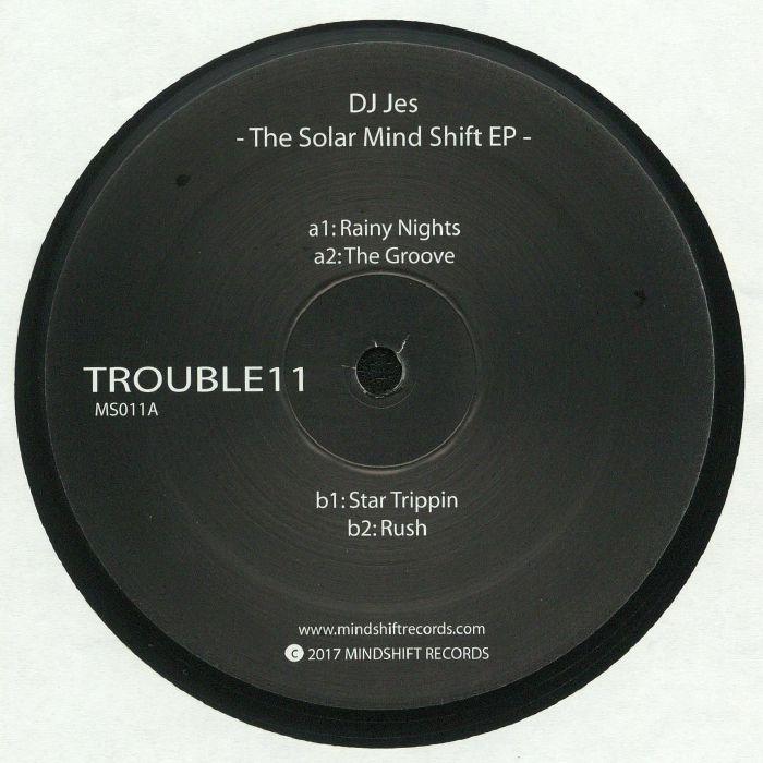 DJ JES - The Solar Mind Shift EP