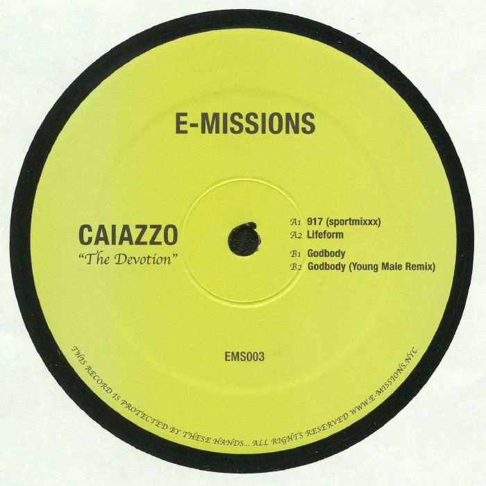 CAIAZZO - The Devotion