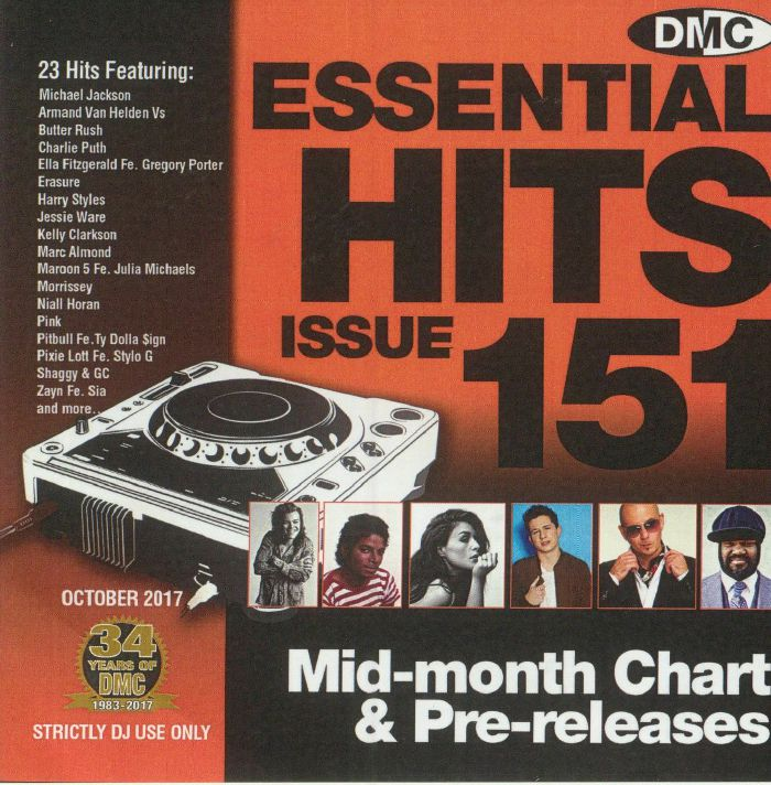 VARIOUS - DMC Essential Hits 151 (Strictly DJ Only)