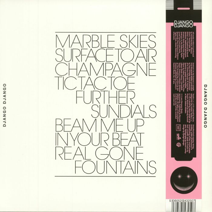 DJANGO DJANGO - Marble Skies