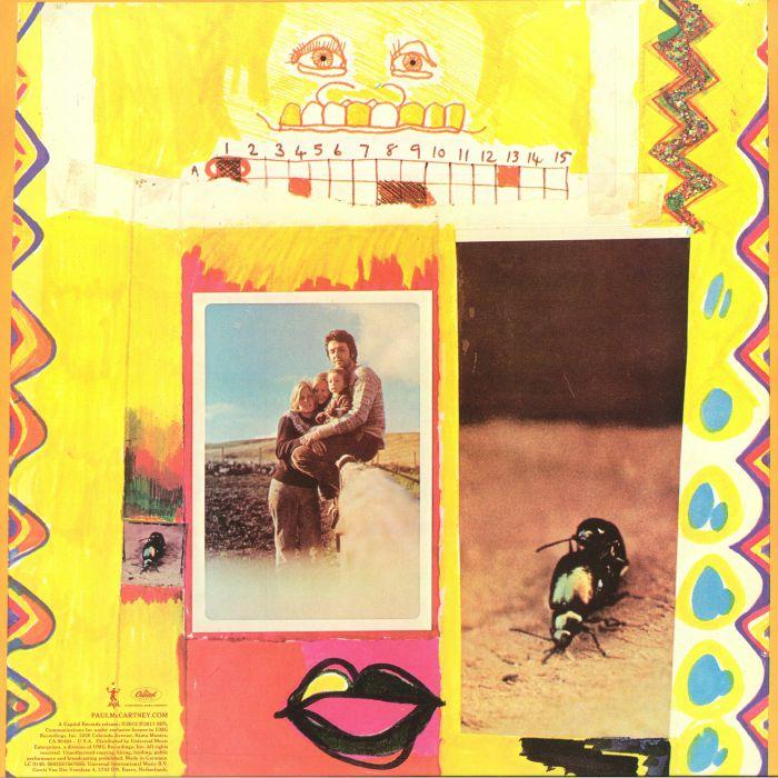 McCARTNEY, Paul & Linda - RAM (reissue)