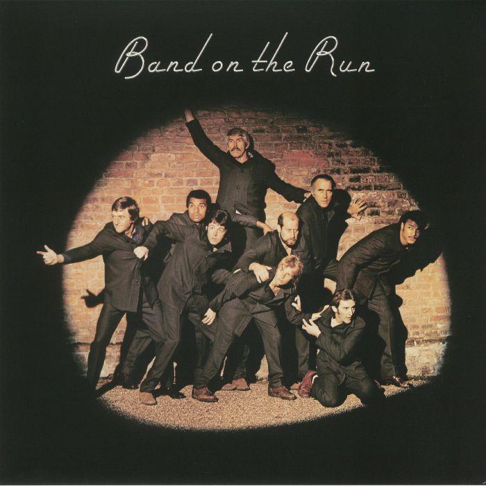 McCARTNEY, Paul/WINGS - Band On The Run (reissue)