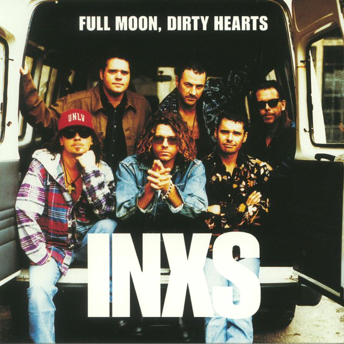 INXS - Full Moon Dirty Hearts (reissue)