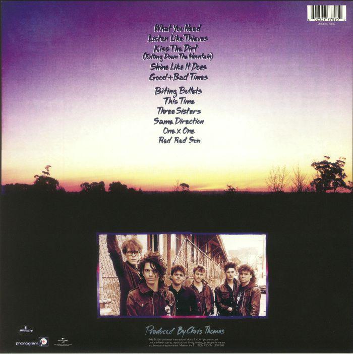 INXS - Listen Like Thieves (reissue)