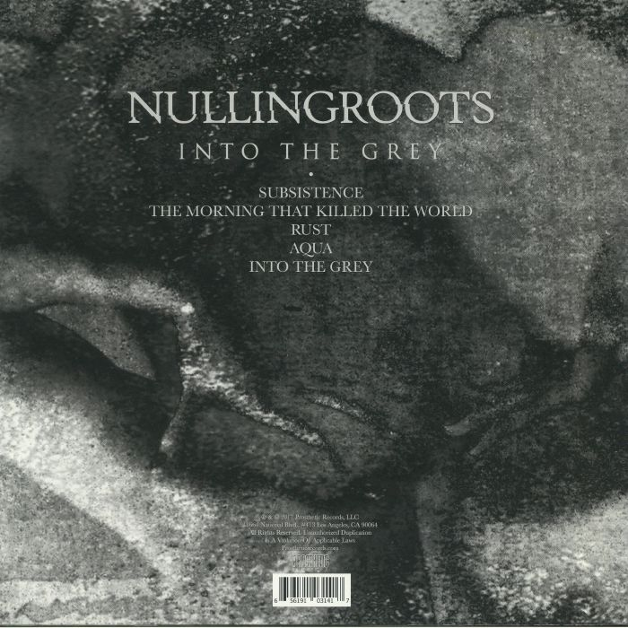 NULLINGROOTS - Into The Grey