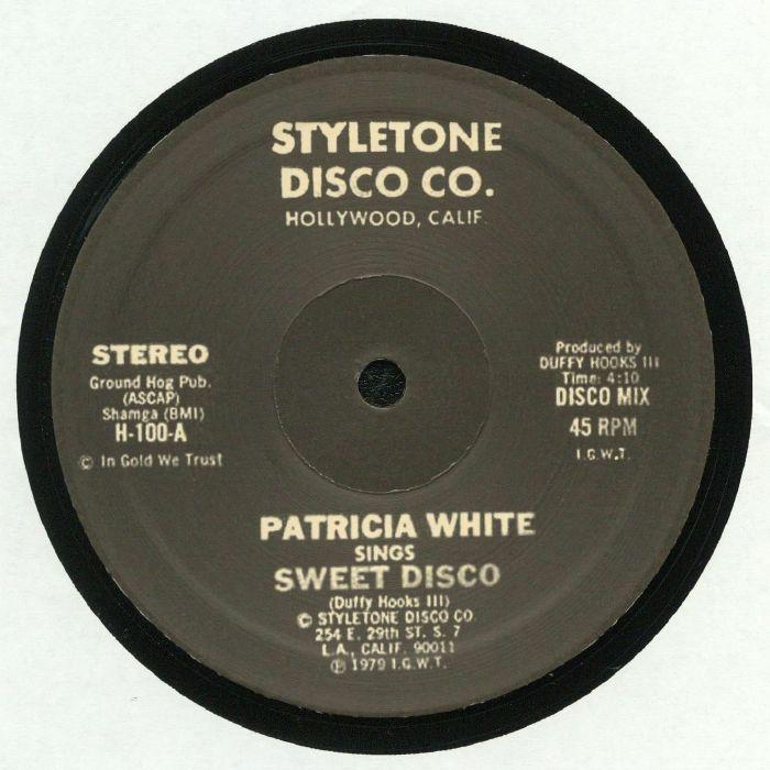 WHITE, Patricia - Sweet Disco