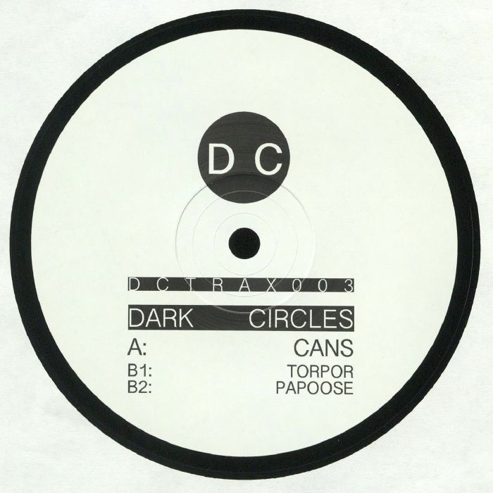 DARK CIRCLES - DCTRAX 003