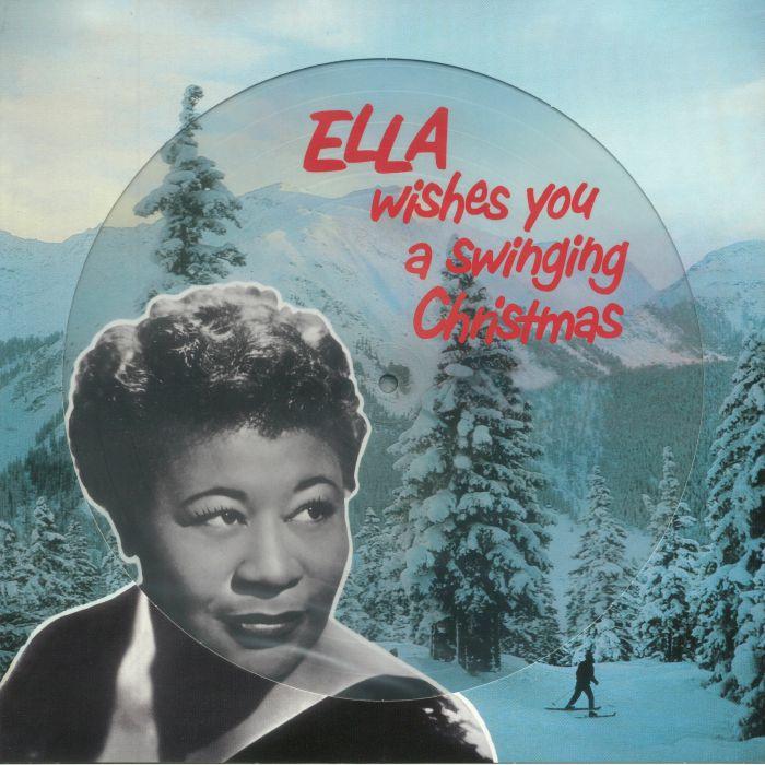 Ella Wishes You A Swinging Christmas.Ella Fitzgerald Ella Wishes You A Swinging Christmas Vinyl At Juno Records