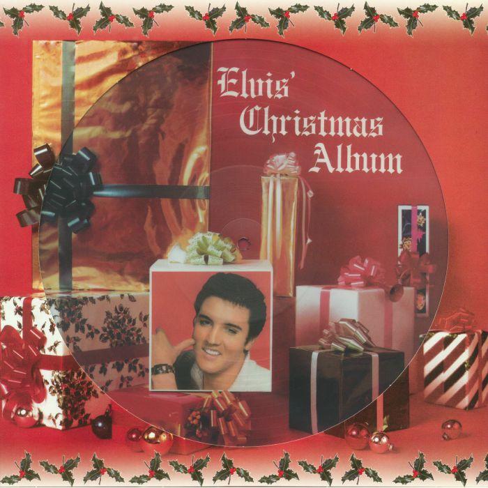 Elvis Christmas Album.Elvis Presley Elvis Christmas Album Vinyl At Juno Records