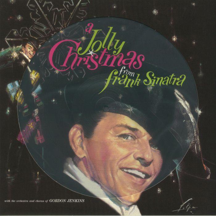 SINATRA, Frank - A Jolly Christmas From Frank Sinatra (reissue)