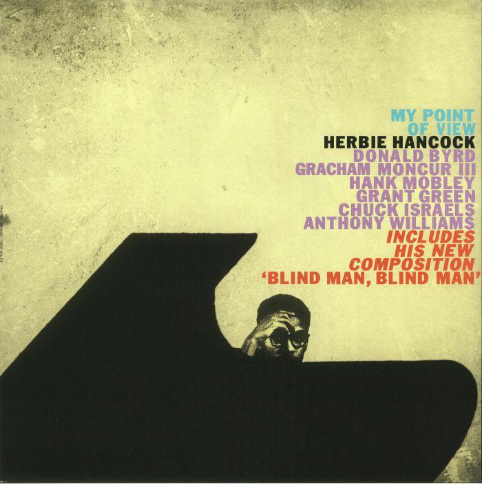 HANCOCK, Herbie - My Point Of View (reissue)