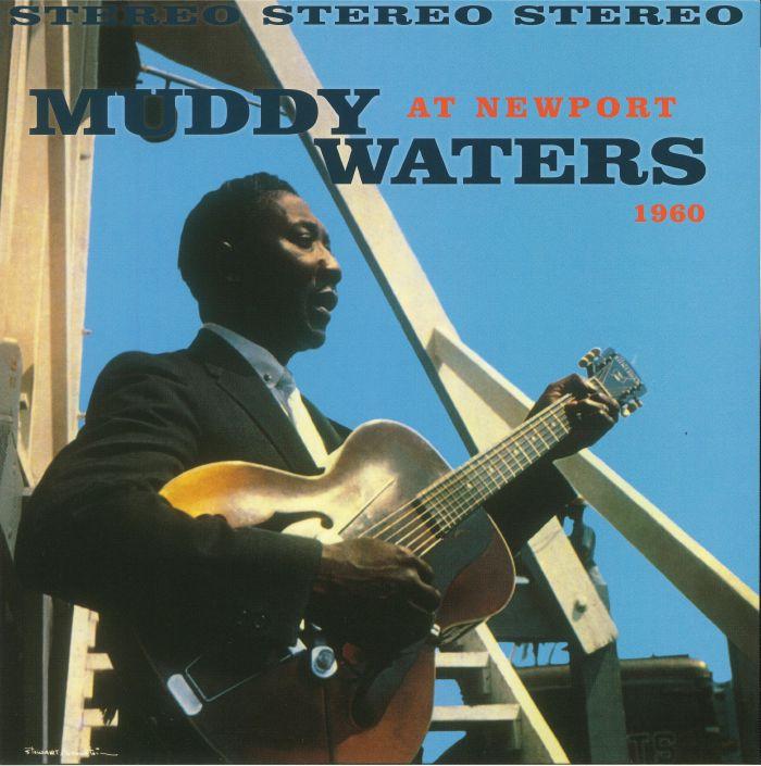WATERS, Muddy - Muddy Waters At Newport 1960 (reissue)