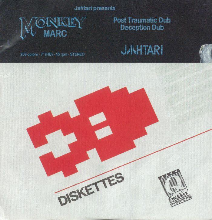 MONKEY MARC - Post Traumatic Dub