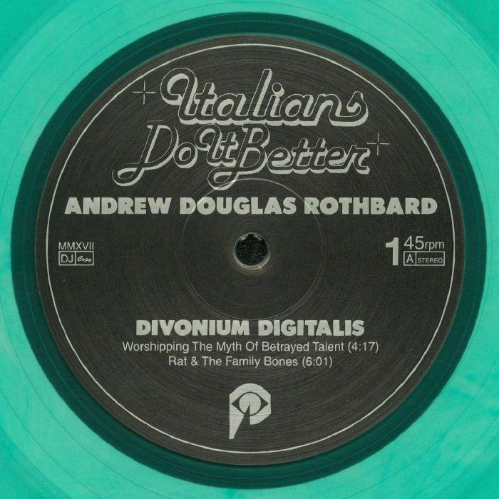 ROTHBARD, Andrew Douglas - Divonium Digitalis