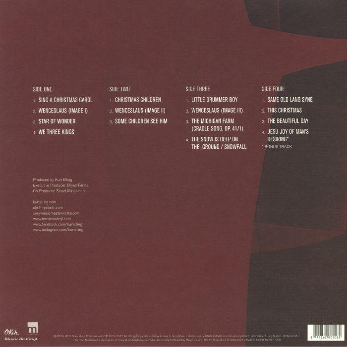 ELLING, Kurt - The Beautiful Day: Kurt Elling Sings Christmas