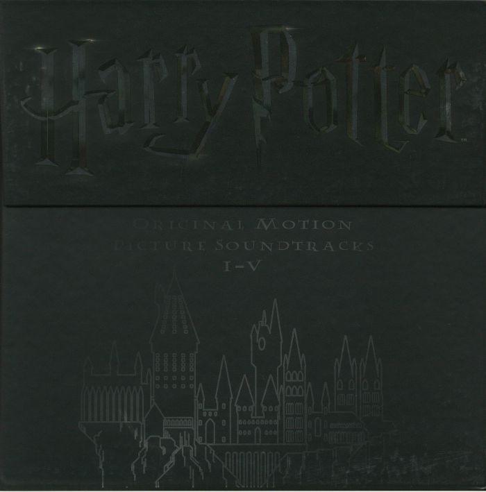 VARIOUS - Harry Potter I-V (Soundtrack)