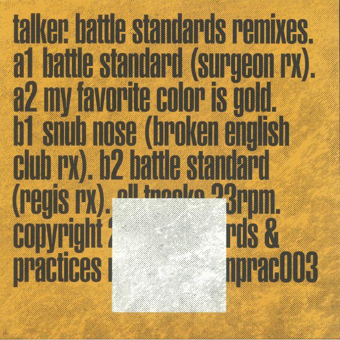TALKER - Battle Standards Remixes