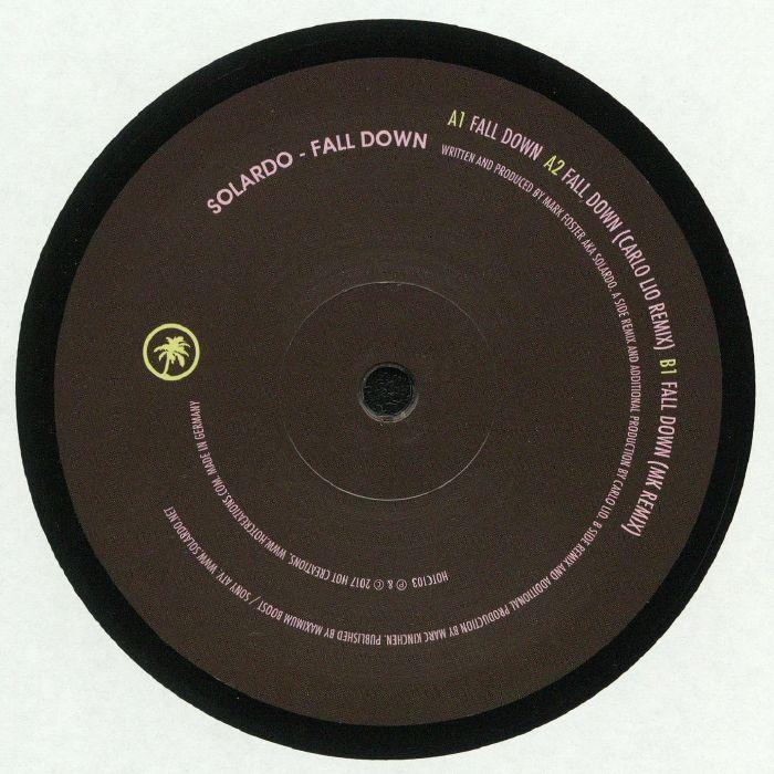 SOLARDO - Fall Down