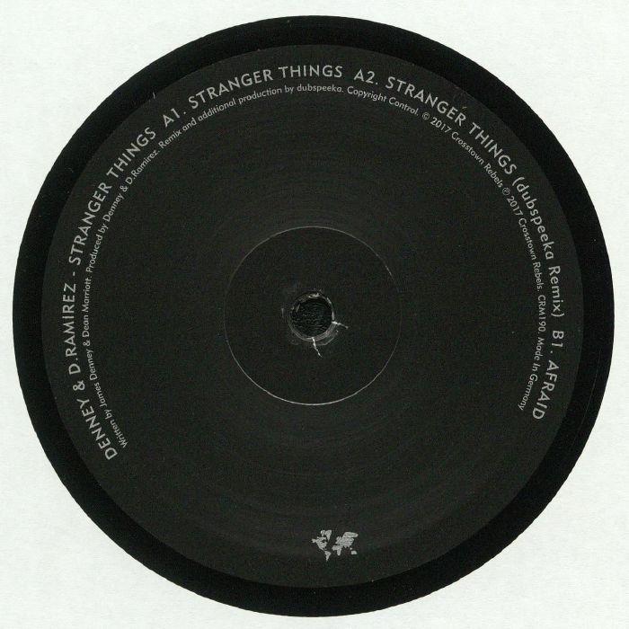 DENNEY/D RAMIREZ - Stranger Things