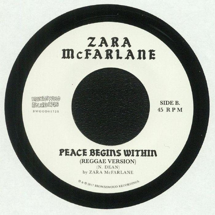 McFARLANE, Zara - Peace Begins Within