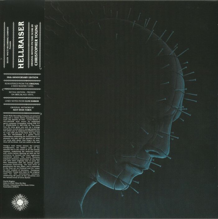 YOUNG, Christopher - Hellraiser (Soundtrack)