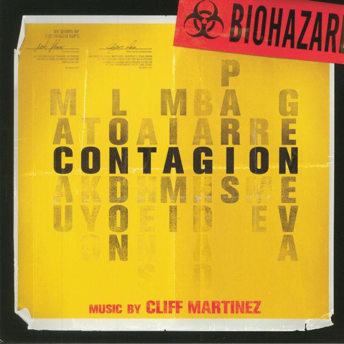 MARTINEZ, Cliff - Contagion (Soundtrack)