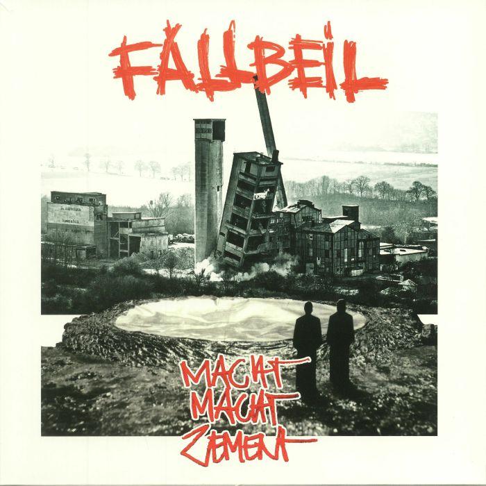 FALLBEIL - Macht Macht Zement